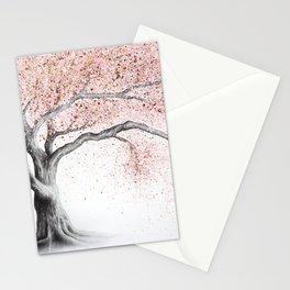 Forever Blossom Stationery Cards