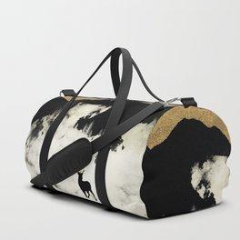Winter Silence Duffle Bag