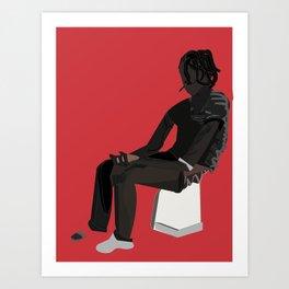 Colera Art Print