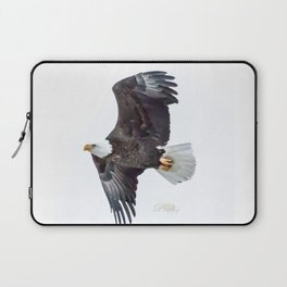 Eagle soaring Laptop Sleeve