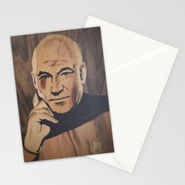 Jean-Luc Picard (Patrick Stewart)  Stationery Cards