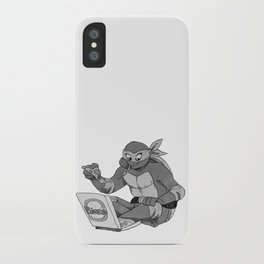 Inktober Day 19 iPhone Case