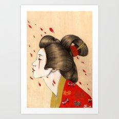 Turning Japanese II Art Print