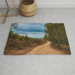 Rural Road Rug