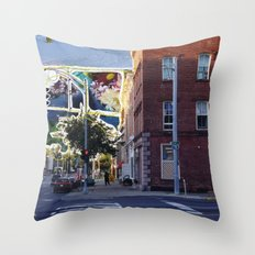 It Used To Be Robinson's Throw Pillow