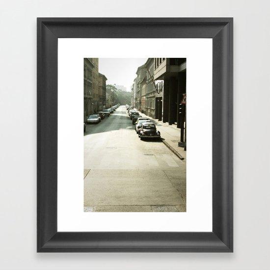 Vienna, Vienne Framed Art Print