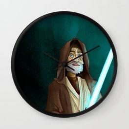 Obi-Wan Kenobi Wall Clock