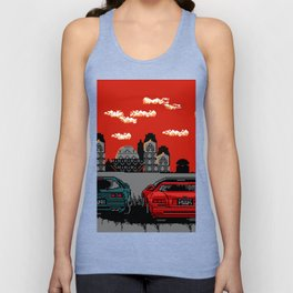 The  Sweet  Escape Unisex Tank Top