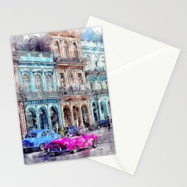 Architecture Travel City Stationery Cards