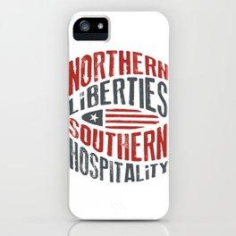Northern Liberties  iPhone Case