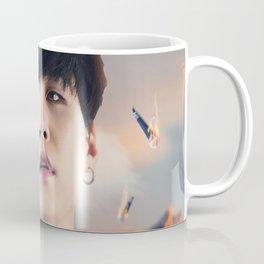 """Suga """"MIC Drop"""" Coffee Mug"""