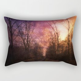 Eternal Enigma Rectangular Pillow