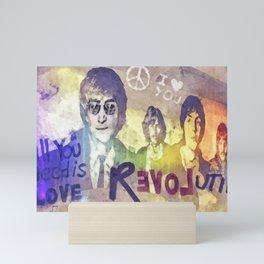 Revolution Mini Art Print