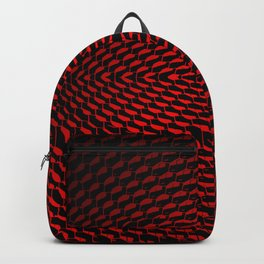 Architecture abstract art Backpack