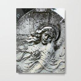 she Metal Print