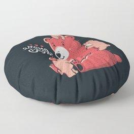 Mama Bear Floor Pillow