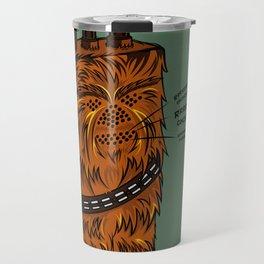 Wookiee talkie Travel Mug