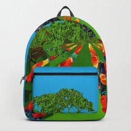 Dutch landscape Backpack