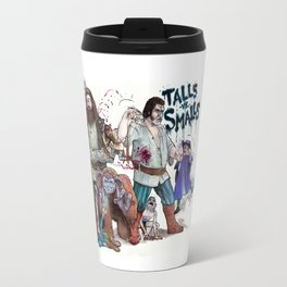 TALLS VS. SMALLS Travel Mug