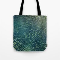 scales Tote Bags featuring Scales by Simona Sacchi