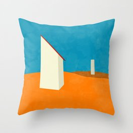 A different Pulse Throw Pillow