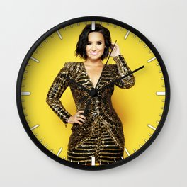 Demi #5 Wall Clock