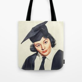 Hattie Jacques, Vintage Actress Tote Bag