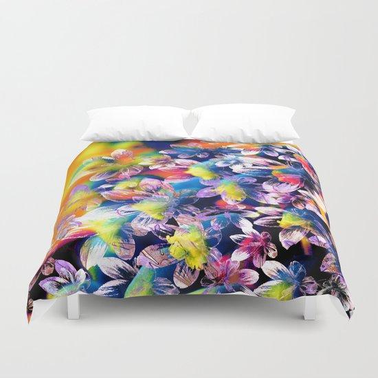 Flower carpet(23). Duvet Cover