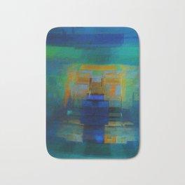 Abstract Composition 200 Bath Mat