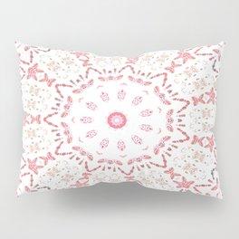 Love Eternal Pink Pillow Sham