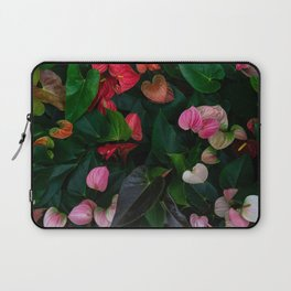 Colorful of Anthurium Laptop Sleeve