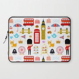 Enjoy London! Laptop Sleeve