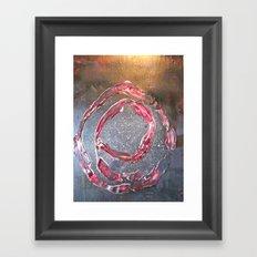 HA Framed Art Print