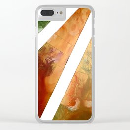 The Harvest Clear iPhone Case
