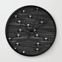 cat's nose Wall Clock