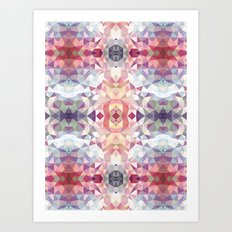 Venice Tribal Art Print
