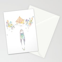 branching out. Stationery Cards