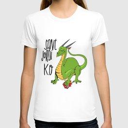 Sant Jordi K.O T-shirt