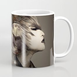 Steampunk Vogue Coffee Mug