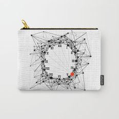 the Clock Carry-All Pouch