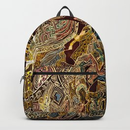 A Country Somewhere. Backpack