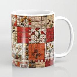 Medieval patchwork Coffee Mug