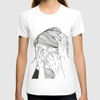 introvert T-shirts featuring Introvert 1 by Heidi Banford
