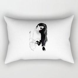Born To Be Wild Rectangular Pillow