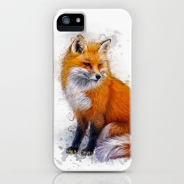 The Fox iPhone Case