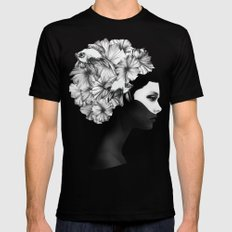 Marianna MEDIUM Mens Fitted Tee Black