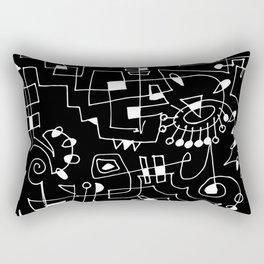 Circuit II Rectangular Pillow