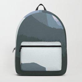 Yosemite National Park - Modern Layers Backpack