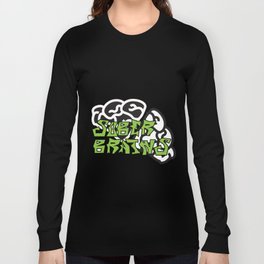 SoberBrains Graffiti Long Sleeve T-shirt