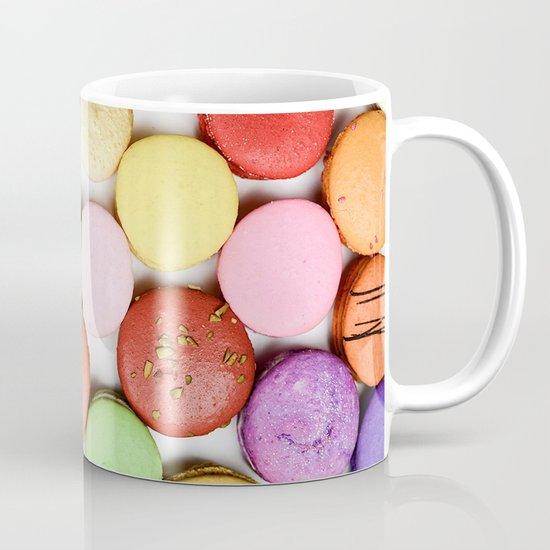 Rainbow Macaroons by newburydesigns